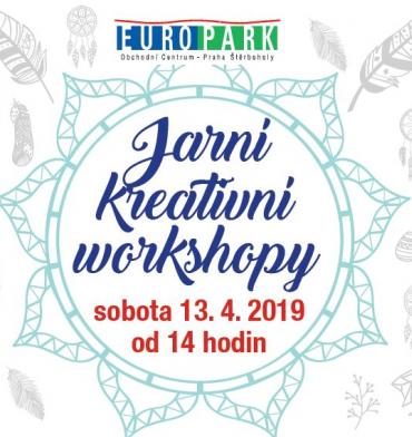 Jarní kreativní workshop a jarní louka