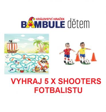 BAMBULE DĚTEM - ČERVEN 2018