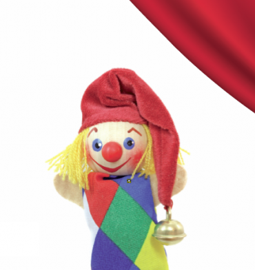 Divadélko pro děti leden - březen 2017