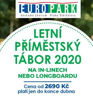 LETNÍ PŘÍMĚSTSKÝ TÁBOR 2020