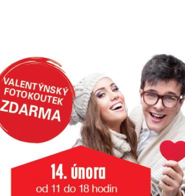 Valentýnský fotokoutek