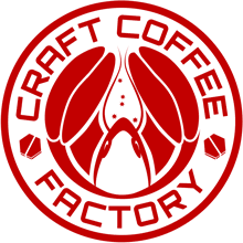 Logo Craft Coffee Factory