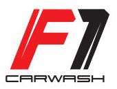 Logo F1 CARWASH