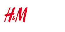 Logo H&M pánské/dětské