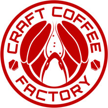 Logo Craft Coffee Factory