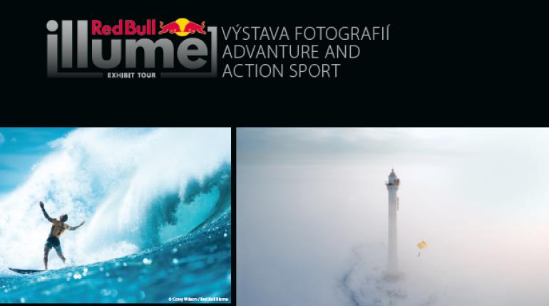 Výstava Red Bull Illume Exhibit Tour