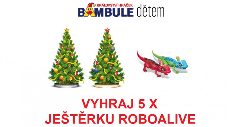 BAMBULE DĚTEM - PROSINEC 2018
