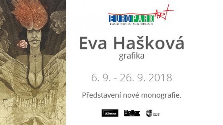 Výstava Evy Haškové