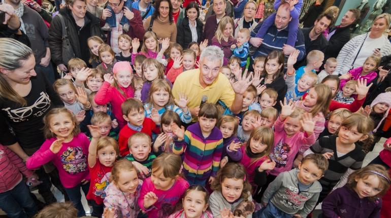 Divadélko pro děti září - prosinec
