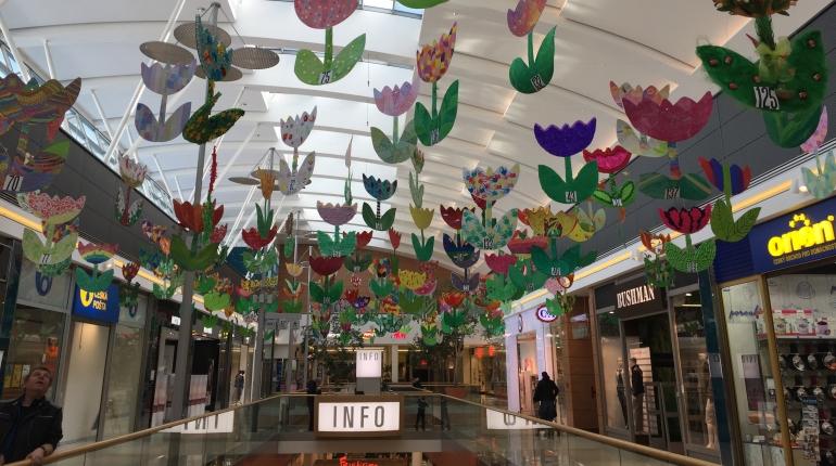 Soutěž a výstava Tulipány