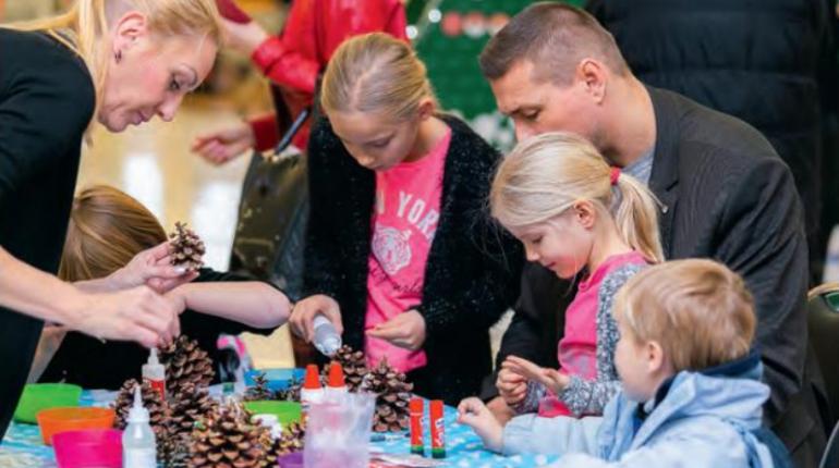 Vánoční workshopy