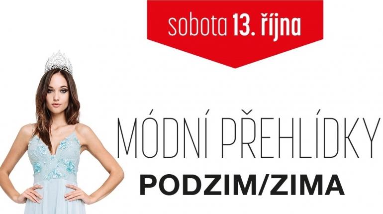 Módní přehlídky PODZIM/ZIMA 2018