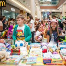 Dětský bleší trh