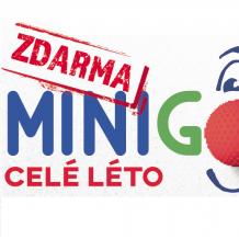 Léto s minigolfem 2016