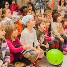 Divadélko pro děti
