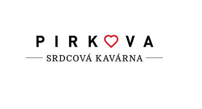 Logo Pirkova srdcová kavárna