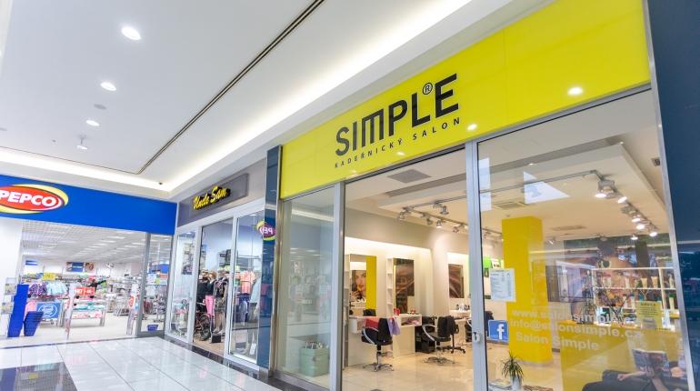 Kadeřnický salon Simple