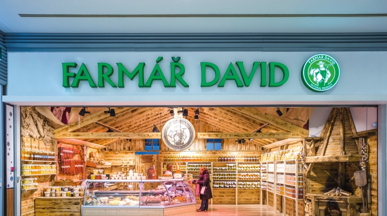 Farmář David