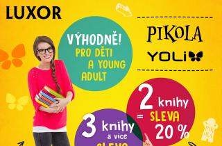 a29ea7d92ea2 Sleva na tituly z nakladatelství Pikola a YOLI