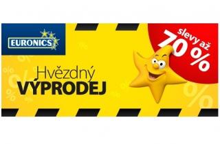Hvězdný výprodej v Euronics!