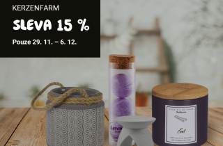 Kerzenfarm -15%