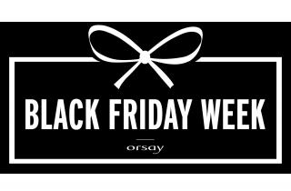 Black friday week v Orsay