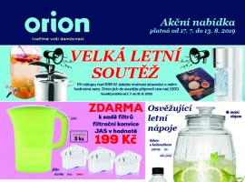 Orion tvoříme vaši domácnost